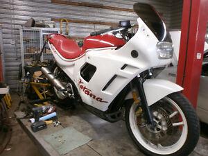 1988 Suzuki Katana 600