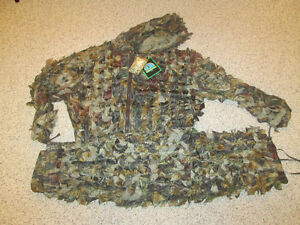 MASTER SPORTSMAN CAMOUFLAGE GHILLIE  SUIT