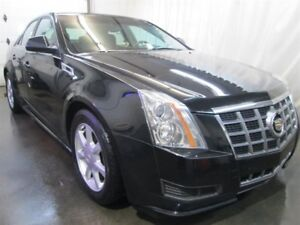 Cadillac CTS Sedan AWD 3.0L Luxury Package 2012
