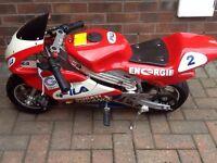 Mini Moto motorbike