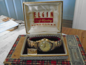 Older Elgin watch