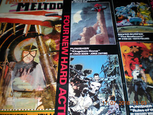 COMIC BOOK  POSTERS for Sale Cornwall Ontario image 5