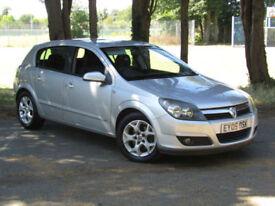Vauxhall Astra 1.7CDTi SXi**LOW MILEAGE - 71K**FSH**CAMBELT & CLUTCH DONE**