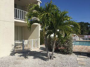 2 bed 2 bath Sarasota Condo 1/2 mile to Siesta Key Beach