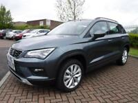 Seat Ateca 1.6TDI Ecomotive CR Style 115 S/S Left Hand Drive(LHD)