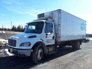 2014 Freightliner M2 Business Class