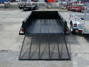 wanted heavy duty wire mesh for trailer ramp