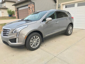 2017 Cadillac XT5 Luxury AWD - Nav- Sunroof