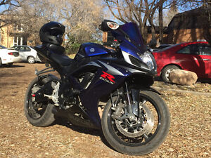 *Reduced* 2007 Suzuki GSX-R 750
