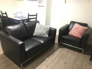 Couch/chair for sale - Kitsilano