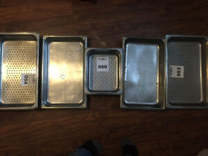 Five (5) serving dishes (chafing dishes) Kitchener / Waterloo Kitchener Area image 1