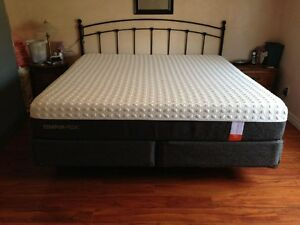 Tempur-Pedic King Size Bed