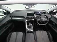 2018 Peugeot 3008 1.2 PureTech Allure 5dr - SUV 5 Seats SUV Petrol Manual