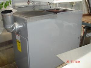 furnace and tank
