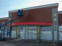 Lavage Bâtiment,Nettoyage Pression,Décapage,Scellant Brique.... City of Montréal Greater Montréal Preview