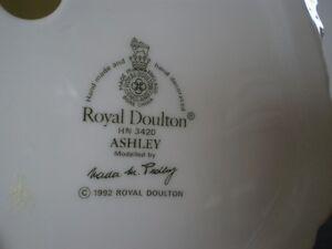 "Royal Doulton Figurine -"" Ashley "" HN3420 Kitchener / Waterloo Kitchener Area image 8"