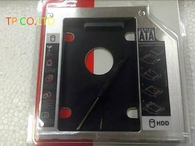 2nd Hard Drive HDD SSD Caddy For Dell Alienware M14x R1 R2...