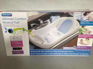 Ultimate Comfort Musical Tub