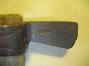 Vintage Lakeside Railroad Mattock / Adze