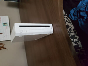 Wii Nintendo Console with games