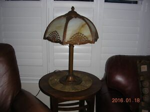 BEST PRICES PAID FOR TIFFANY TYPE/PANEL LAMPS-EVEN DAMAGED