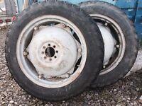 Ferguson Tyres