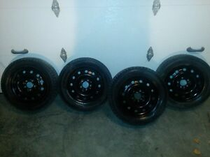 205/55r16 Champiro winter tires and 6.5Jx16 Rims ET53