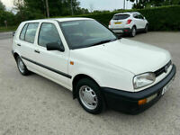 1994 (L) VOLKSWAGEN GOLF 1.8 CL AUTOMATIC GENUINE 48,000 MILES FSH FULL MOT