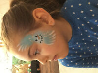 Face-Painting! Durham! $60