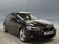 BMW 1 Series 120d M Sport 5dr [Nav] Step Auto