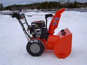 new ariens snowblowers