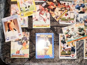 FOOTBALL CARDS FROM 90'S approx. 40 cards $20 Prince George British Columbia image 6