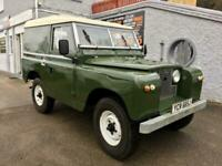 1971 (J) LAND ROVER 88 4 CYL Diesel Classic