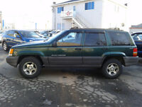 Jeep Grand Cherokee Laredo ...995.00...514-692-2005
