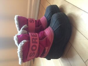 Bootes d'hiver enfants