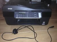 Epson stylus office BX305FW printer/ scanner/ copier
