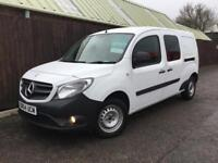 Mercedes-Benz Citan Crew Cab 1.5CDI Extra Long Dualiner**1 OWNER**FSH*