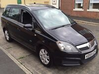 VAUXHALL ZAFIRA CDTI 7 SEATER 2006. CHEAP