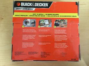 Black & Decker EM100B Energy Saver Series Power Monitor Cambridge Kitchener Area image 2