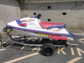 Jet ski and trailer for sale