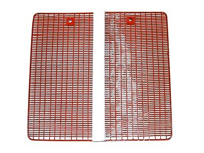 Front Lower Grille Panel 360mm X 380mm For David Brown 885 Tractors