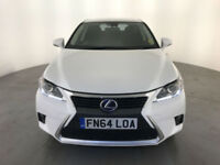 2014 64 LEXUS CT200H SE AUTOMATIC 1 OWNER LEXUS SERVICE HISTORY PX WELCOME