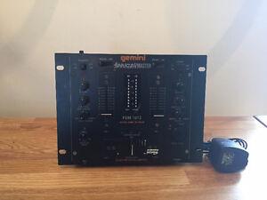 Gemini PDM-1012 Stereo Preamp + Digital Sampling Mixer