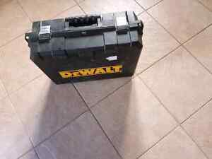 DeWalt nail gun DC616KA carrying case. St. John's Newfoundland image 2