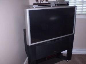 Hitachi Projection TV