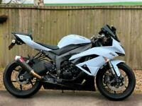 KAWASAKI NINJA ZX6R 2011 (61) SUPER SPORT + ONLY 6,989 MILES + ULTRA LOW MILES