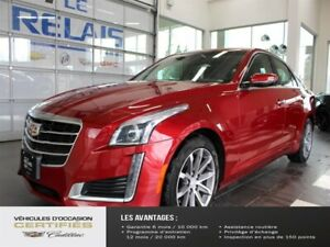 Cadillac CTS Sedan 4dr Sdn 3.6L Luxury Collection AWD 2016