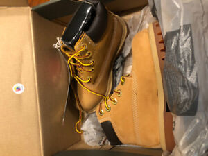 Timberland Boots- Toddler Size 8