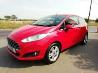 FORD FIESTA 1.25 ZETEC LOW MILEAGE NEW CAMBELT KIT IMMACULATE