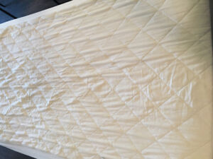 Twin Quilted Mattress Protector
